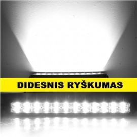 LED BAR Žibintas 120W 12-24V COMBO 56cm