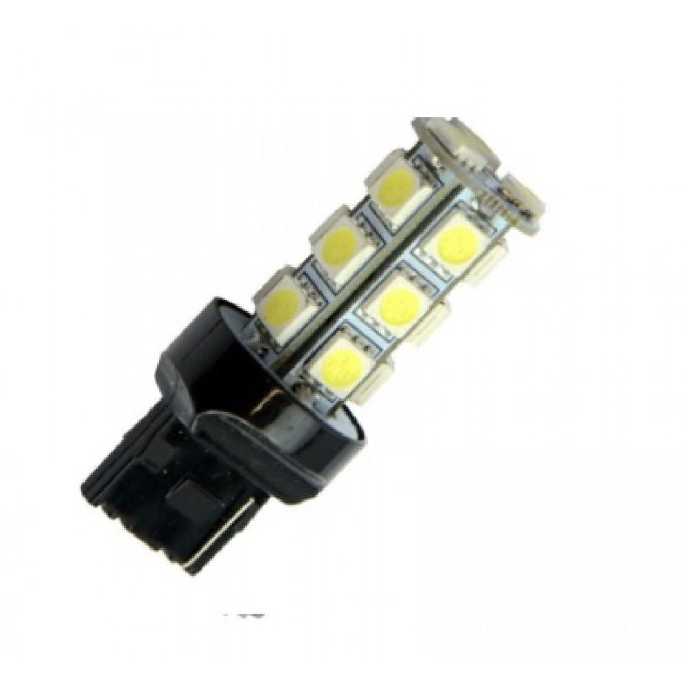 LED Lemputė CANBUS T20 / W21W / 7440 18 - LED