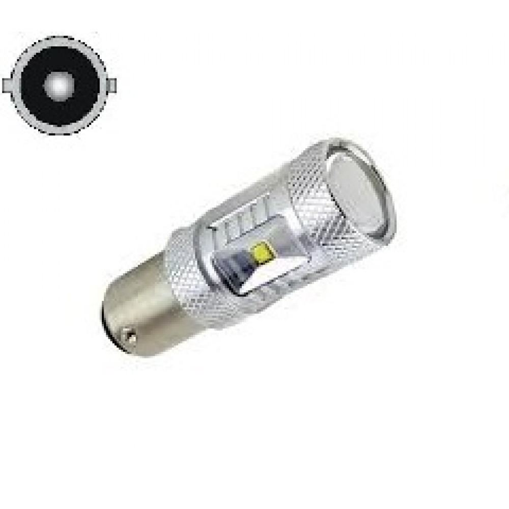 LED Lemputė P21W- BA15S , 6 -  CREE LED 9w