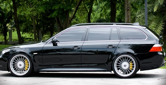 BMW E61 Apžvalga
