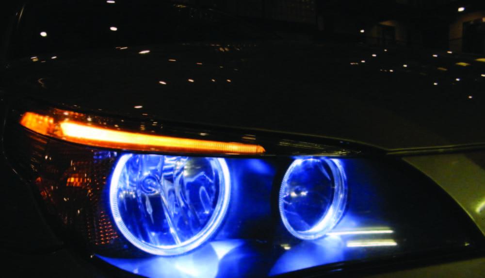 Xenon lempučių privalumai