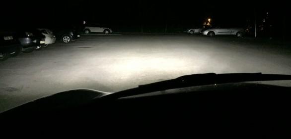 naktis iš auto