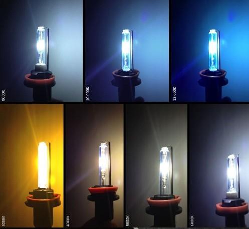 auto lemputės