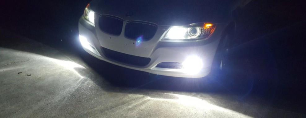LED žibintai automobiliams: viskas, ką reikia žinoti apie LED